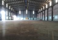 Bán 10.000 m2 kho nhà xưởng tại KCN Ngọc Hồi-Thanh Trì