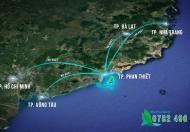 Sở hửu vĩnh viễn đất nền tại 1 trong 2 cung đường biển đẹp nhất miền Trung