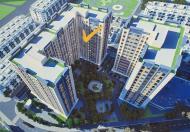 Chính chủ bán căn chung cư Bạch Đằng 57.04m2 tòa (N02 ).