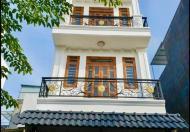 Nhà mới xây sổ riêng 3 lầu 5PN/ 173m2 đường Trần Thị Hè Q.12. Gía 2.8T