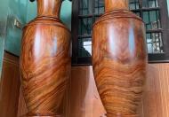 Bán cặp lục bình to_gỗ vân màu đẹp_nguyên khối_giao hàng tận nơi_làng gỗ Từ SƠn_LH: 0913296825.