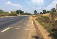 Chính chủ cần bán đất mặt tiền Quốc lộ 14  ngang 20m.