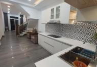 Nhà mới 4 tầng 72m2 đường Thích Bửu Đăng P1 Gò Vấp giá bán 5.87 tỷ