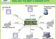 Dự án đất nền New City Phố nối Hưng Yên