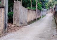 Cần bán 1161 m2 đất thổ cư ở huyện Ba Vì - Hà Nội. giá chỉ hơn 1 triệu/m2.