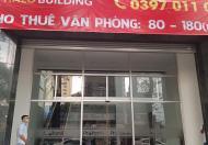 Cho thuê VP ngay trung tâm tp.HCM quận 3 Võ Văn Tần 17$