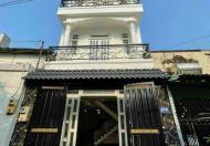 Nhà bán mối xây 3 lầu chính chủ đường Trần Thị Hè, Hiệp Thành Q.12 Gía 2 tỷ 800 Hẻm 8m