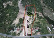 Bán 1.4ha đất đẹp giá tốt mặt tiền đường tỉnh 714, xã La Dạ, Hàm Thuận Bắc