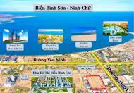 Cần bán lô đất biển tỉnh Ninh Thuận, mặt tiền 6m, sổ đỏ thổ cư, giá tốt để đầu tư