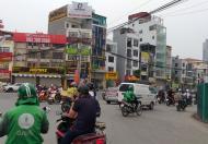 Bán đất mặt phố Minh Khai 155m2, mặt tiền 7m, hai thoáng, có bản thiết kế 8 tầng. Giá 42 tỷ