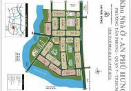 Bán lô R23 khu an phú hưng phường tân phong Q7. dt 7x20m + 140t/m2