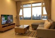 Bán căn hộ chung cư Saigon Pearl, 3 phòng ngủ, lầu cao view sông và Bitexco tuyệt đẹp giá 6.4 tỷ