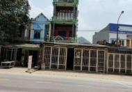 Chính chủ cần bán căn nhà mặt phố tại TT Tân Yên - Hàm Yên - Tuyên Quang