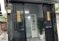 Bán nhà đẹp SHR  hẻm số 7 Đặng Nhữ Lâm thị trấn Nhà Bè- giá 2,48 tỷ