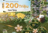 Chỉ 200tr sở hữu Chung cư Solfores Tòa Tháp Xanh biểu tượng Việt nam-LH : 0984 956 811