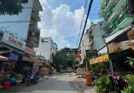 Bán nhà Mặt Tiền đường số 4, phường 7, Gò Vấp, 5 Tầng BTCT.