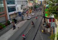 Nhà ngộp mặt tiền đắc địa Huỳnh Văn Bánh, Phú Nhuận, ngang hiếm 4.5m, giá 12.5 tỷ.