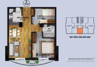 Cần bán gấp căn hộ chung cư có DT 70m2 nằm ở đường Bưởi, phường Vĩnh Phúc, quận Ba Đình, Hà Nội