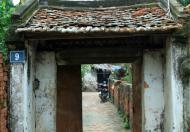 Bán Nhà-Làng Cổ Đông Ngạc-Ô TÔ đỗ ngay cửa nhà-52m-Mặt tiền khá rộng
