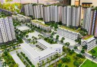 Căn hộ dự án City Gate 5 nằm tại đường Võ Văn Kiệt, huyện Bình Chánh ( giáp p16, quận 8 )