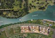 Swanlake Onsen - Ecopark: căn hộ 1N1WC - 36.85m2 chỉ cần VTC 272 triệu  nhận nhà