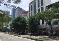 Cho thuê tòa nhà văn phòng 150m 8 tầng Mễ Trì Nam Từ Liêm.