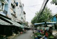 Bán nhà mặt tiền chợ Căn Cứ - Lê Thị Hồng, P17, Quận Gò Vấp - 8 tỷ 500 triệu