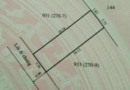 KHU PHÂN LÔ HOÀI THANH - 2 LÔ SIÊU ĐẸP - GIÁ 1 tỷ 5xx