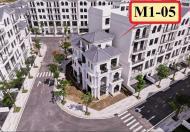Biệt thự góc 3 mặt tiền dự án Vinhomes Grand Park Quận 9