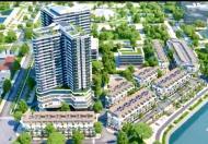 Nhà phố Hacom Mall 4 tầng nằm ngay trung tâm thành phố Phan Rang - Tháp Chàm. Giá tốt nhất