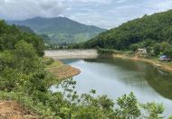 Bám hồ Kim Bôi hơn 100m, giá đầu tư