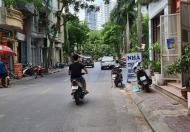 Cho thuê nhà nguyên căn phố Hoàng Sâm: DT90m2x5tầng, MT5.5m, giá 35tr