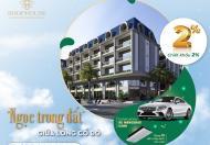 Shophouse Vo Nguyen Giap Boulevard - Giai đoạn đầu F0 chiết khấu và quà tặng khủng cho NĐT