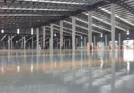 Chính chủ cho thuê 12000m2 - kho tiêu chuẩn tại KCN Ngọc Hồi, Thanh Trì chỉ 75đ/m2
