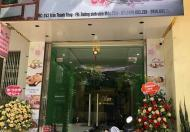 Cho thuê tầng 1 mặt tiền đẹp tìm người ngành Nail-Mi tại Số 234 đường Trần Thánh Tông,