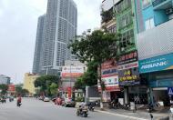Bán nhà, SIÊU PHẨM Mặt Phố, VỈA HÈ RỘNG, Trần Đăng Ninh, 44m2, 14.2 tỷ
