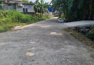 Bán đất ở mặt đường trục thôn 6 Bắc Sơn, An Dương, 133m2, 1,39 tỷ