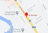 Bán lô đất kiệt ô tô Lê Văn Hiến, phường Khuê Mỹ, quận Ngũ Hành Sơn, DT: 130 m2. Giá: 3,2 tỷ