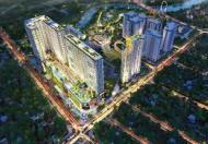 Topaz Elite Q8 gần Q1. DT 79 m2 có 2PN 2WC, tầng cao view Đông Nam thoáng mát, giá cực rẻ 7,5 tr/th