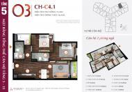 Bán căn 03 tầng 12 giá mở bán Hoàng Huy Commerce