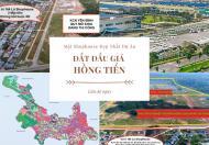Vì sao nên Đầu tư vào Đất đấu giá Hồng Tiến - Phổ Yên - Thái Nguyên???
