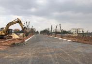 Bán lô đất nền 2 mặt tiền dự án Dream Homes - dãy 2 đường Trần Hưng Đạo chỉ 38tr/m2