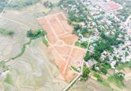 Bán lô đất  800tr trung tâm thị trấn 90m, mt6m