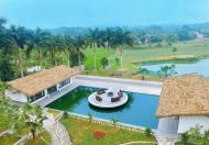 Chuyển nhượng Biệt thự sân vườn Sunny Resort Ba Vì, đẳng cấp Châu Âu, 2700m2, giá 13 tỷ.