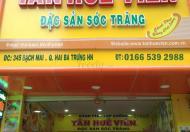 Cho thuê nhà mặt đường Hà Nội phố Bạch Mai tầng 1 làm cửa hàng kinh doanh, mặt bằng kinh doanh