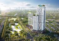 Có 1-0-2 căn hộ 3PN 107.9m2 lô góc view đẹp chung cư BID Residence Hà Đông