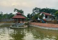Bán lô đất 3000m2 giá rẻ tại thôn 8, xã Ba Trại, huyện Ba Vì, Hà Nội