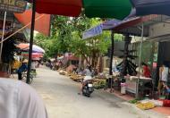 Bán nhà 1 tầng mặt đường chợ Đầm Triều, Kiến An. Giá 3.85 tỷ