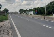 Bán 447m2 đất mặt tiền tỉnh lộ 830, An Thạnh, Bến Lức, Long An.