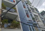 Nhà hẻm xe tải  , 40m2 ,  4 lầu , Phú Nhuận, giá 10.6 tỷ.